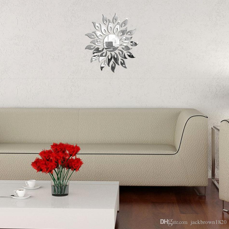Großhandel Neue Art Und Weise Romantische Sonne Blume Moderner ...