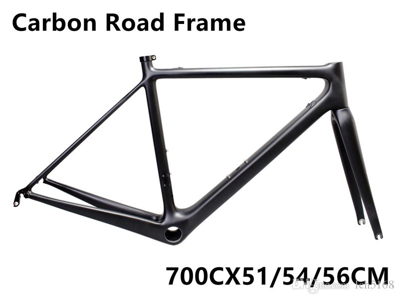 2018 R5 Carbon Fiber Road Bicycle Frame T1000 Ud Carbon Bike Frame ...
