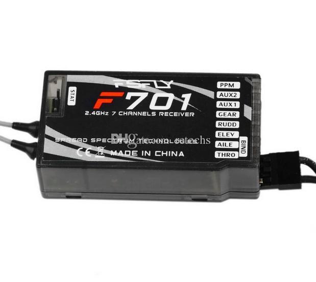 F701Receiver Replacear7000 6Cannel DSMX DXM2 Receptor Suporte Jr e Spektrum DSM X e DSM2 Syst Independent PPM Saída