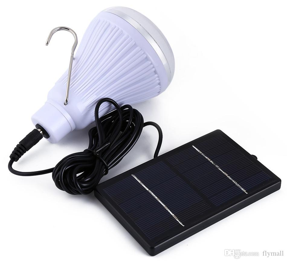 Новый Затемнения 6 В 20 Светодиодный Пульт Дистанционного Управления Солнечный Свет Крытый Светодиодная Лампа Открытый Украшение Сада Свет Солнечная Лампа 1 Вт Солнечные Панели