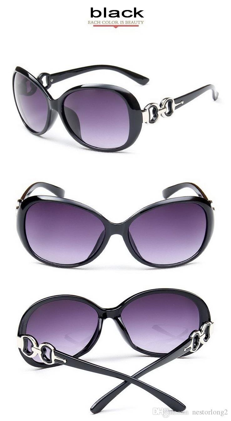 2016 vente chaude Vintage À La Mode Polarisées Lunettes De Soleil Femmes Polaroid Gradient lentille lunettes femmes marque designer en gros