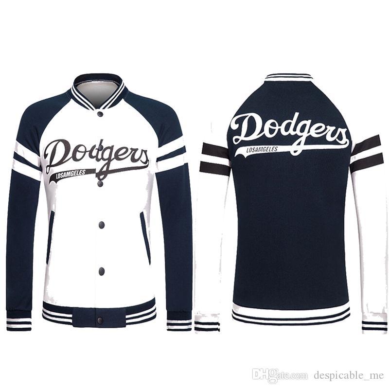 data di rilascio: 1d1a5 a8c7e Giacca da baseball da uomo, 2016 nuova moda, giacca college americana,  lettera da uomo, blu bianco, giacche da college per uomo