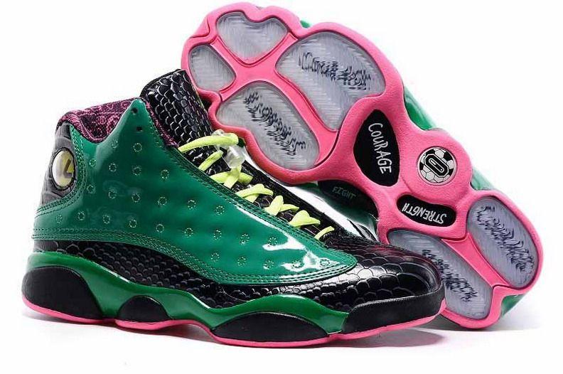 Drop Shipping 13s 13 Doernbecher 13s For Men Women Basketball Sport Shoes  Size 36 47 Shaq Shoes Kd Basketball Shoes From Footlocker store 15668a25b