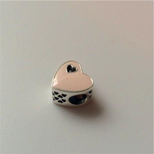 L'argento sterling dentellare del cuore misura i braccialetti di stile di Pandora che spedice liberamente 957H9