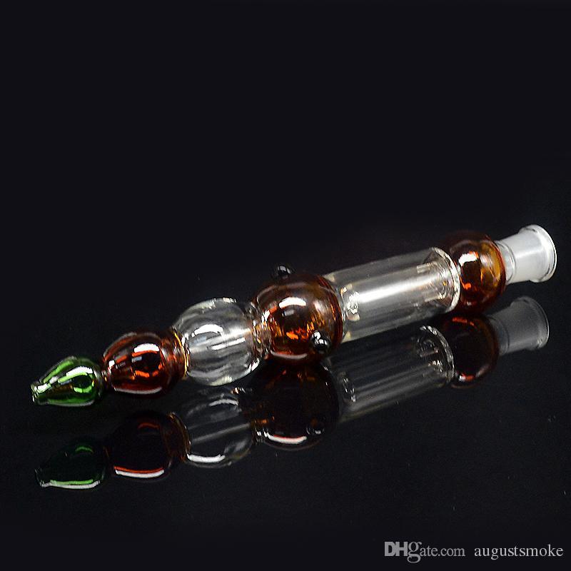 14mm Top Grade Bongos De Vidro para Tubulações De Fumo De Água também vendem moedor de unha de quartzo unha de titânio 2016