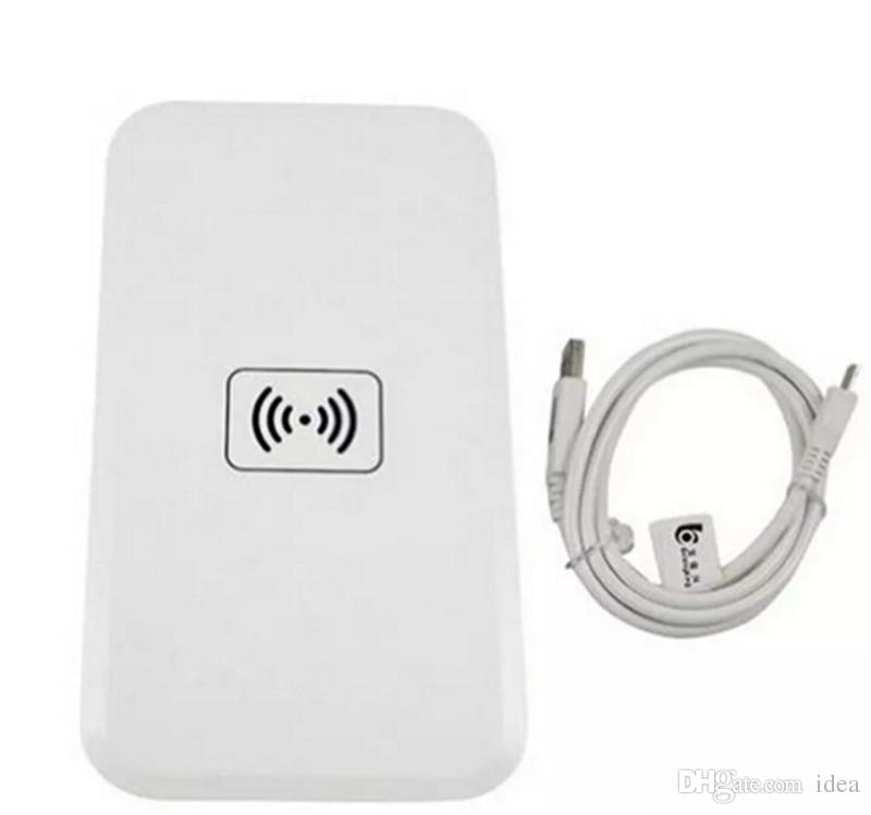 Power Qi Wireless Charger Charging Pad Mat for Samsung Galaxy S6 S7 Edge with Retail Box