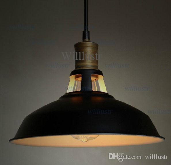 المعادن الظل قلادة لوفت مصباح شمال أوروبا نمط اديسون الثريا خيوط لمبة تعليق الإضاءة غرفة الطعام بهو ضوء