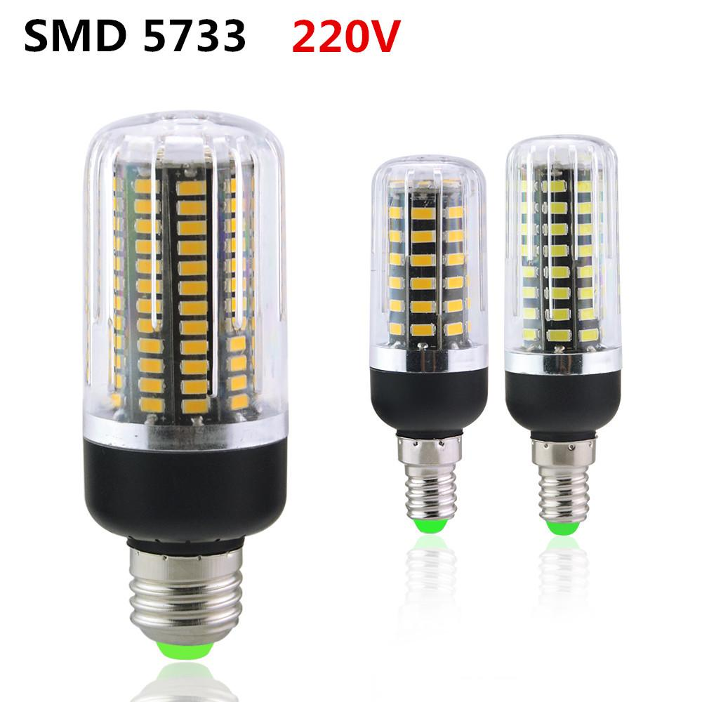 Dimmable Smart Ic Smd 5733 Led Lamp 220v 5w 10w 15w E27