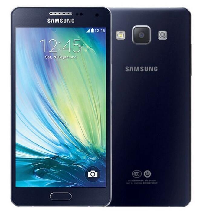 Восстановленный оригинальный Samsung Galaxy A5 A5000 разблокирован сотовый телефон RAM 2GB ROM 16GB Quad Core 5.0