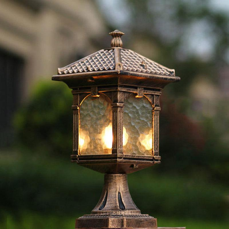 Online cheap europe decorative outdoor pillar lamp balcony pillar online cheap europe decorative outdoor pillar lamp balcony pillar lamp garden post light outdoor courtyard fence column lighting wcs ocl0028 by aloadofball Image collections