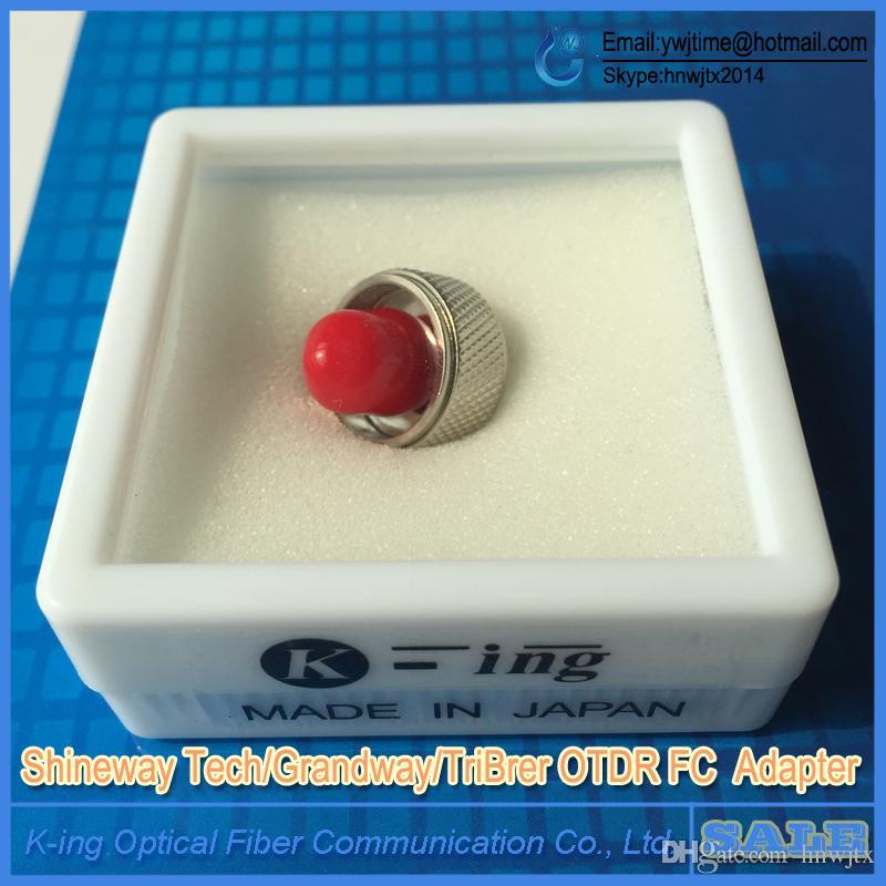 TriBrer AOR500 / AOR500S, Grandway FHO5000, ShinewayTech S20, DVP / RUIYAN / DEVISER AE2300 / 3100 / 4000 용 OTDR FC 어댑터