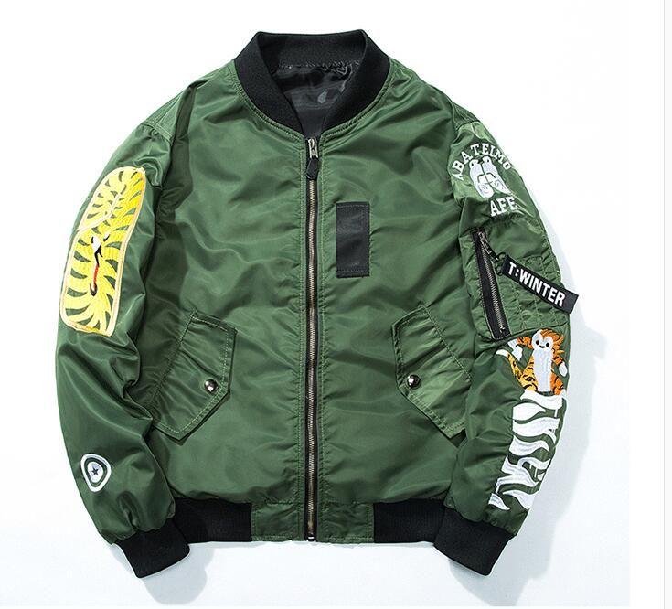 Novo Inverno Shark Jacket ma1 Casaco Legal dos homens Casacos Com Capuz Reversível Hip-hop Camuflagem Jaquetas Parka preto Com Capuz Moletons