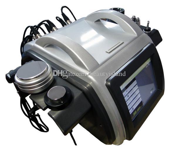 얼굴을위한 1MHz 초음파가있는 1 개의 초음파 캐비테이션 슬리밍 기계에서 전문 5