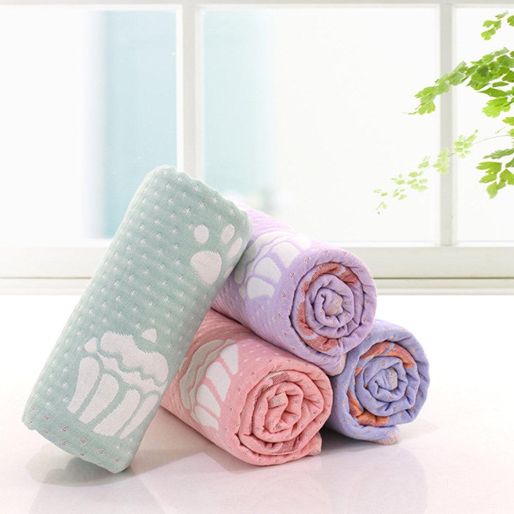 2018 Wholesale Baby Bath Towel Cotton Newborn Baby Gauze Bath Towel ...