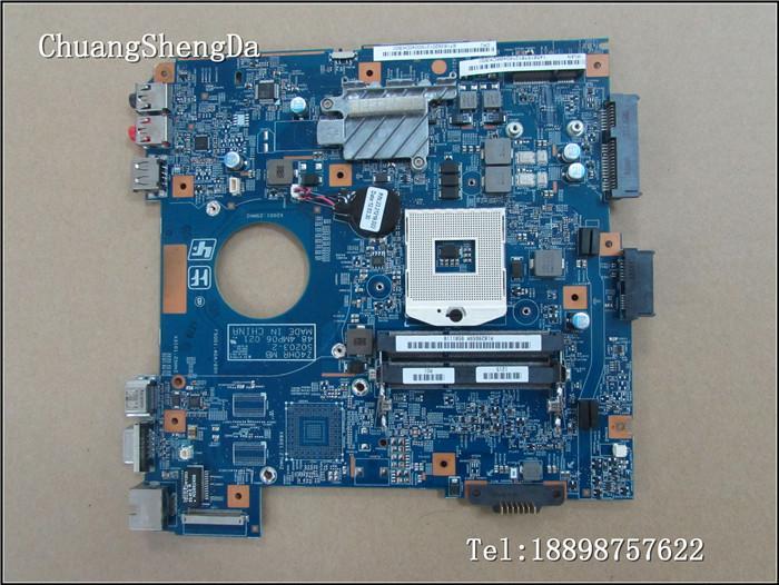 Системная плата серии VPCEG для Sony MBX-250 Z40HR MB S0203-2 48.4MP06.021 a1829659a intel DDR3 100% рабочий тест полностью