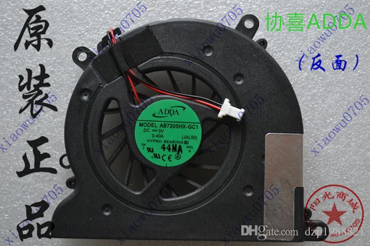 486844-001 GB0506PFV1-A AB7205HX-GC1 KSB0505HA-7K88 refroidisseur pour ventilateur pour ordinateur portable HP CQ40 DV4 DV4T CQ45