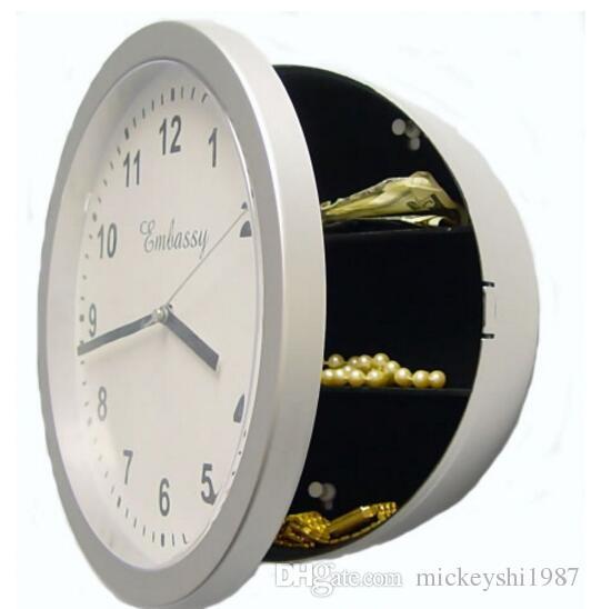 Uhr Safe Schmuck Aufbewahrungsbox Uhren Aufbewahrungsbox Safe Wanduhren Dekoration Uhr Ziffer Anzahl Rooms Dekoration Uhr Wanduhren