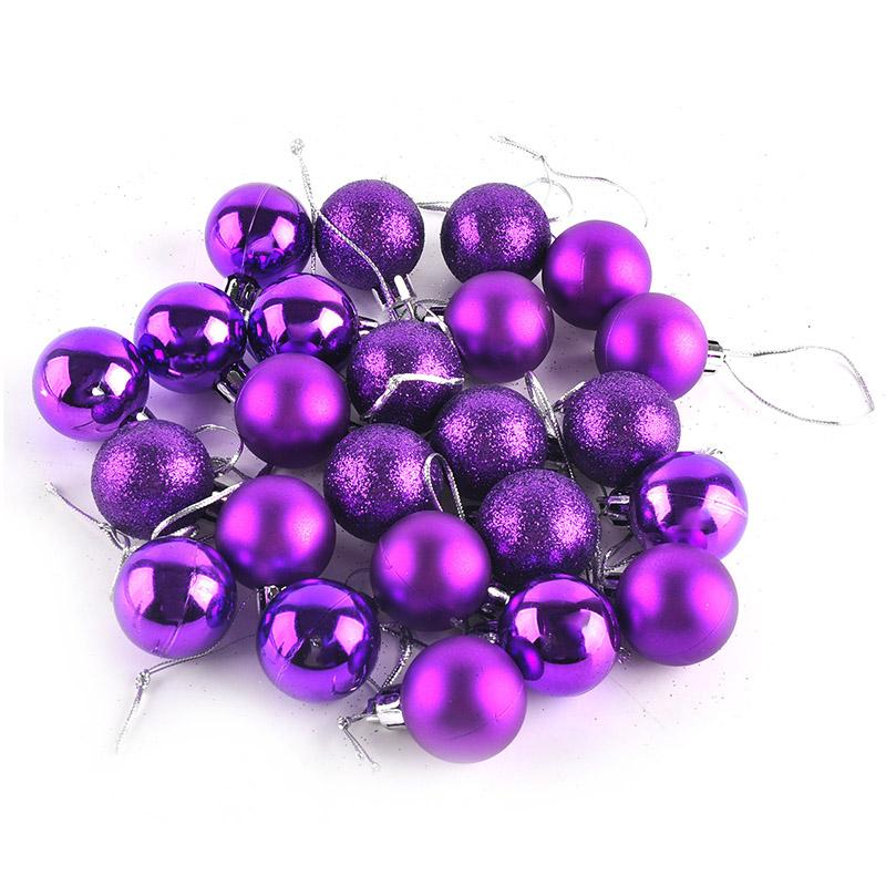 / Christmas Tree Decor Ball Bauble Hanging Xmas Party Ornament Decorations for Home Party Festival Suppllies 0708041