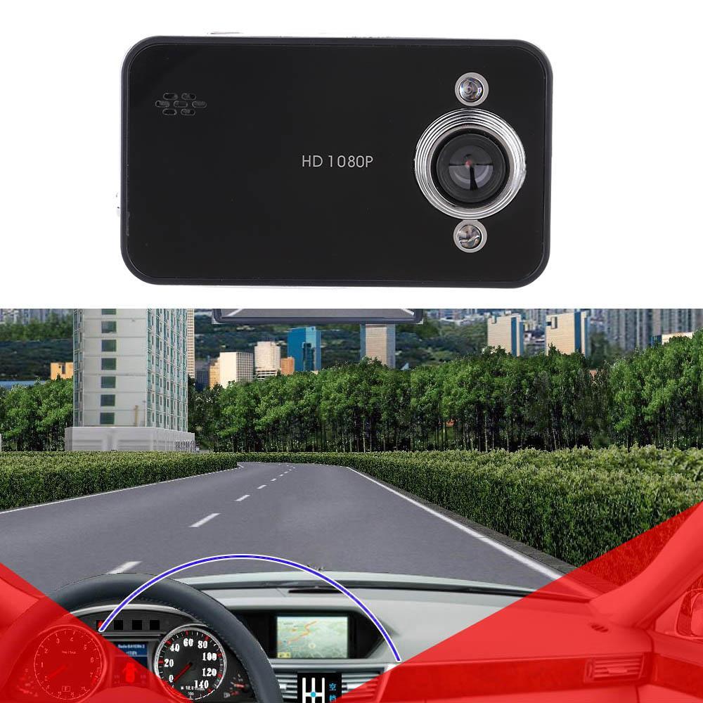 dvd del coche 2.0inch LCD 1080P Grabadora del coche DVR Camera Mirror 140 Gran angular del estacionamiento del vehículo videocámara Night Vision Driving Mini Dashcam