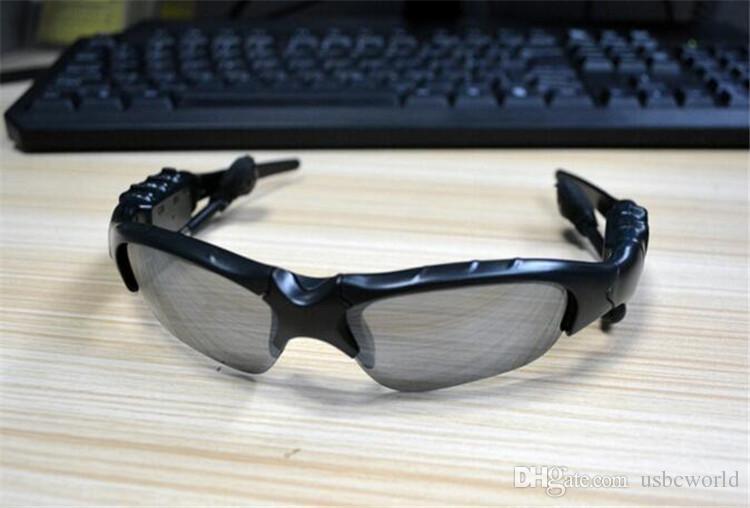 Sonnenbrille bluetooth kopfhörer sonnenbrille 4,1 stereo drahtlose freisprecheinrichtung bluetooth kopfhörer für zelle samsung galaxy s7 s6 ipad