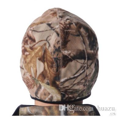 Wholesale-Browning fleece cap ear protector cap hunting cap Camouflage Hat