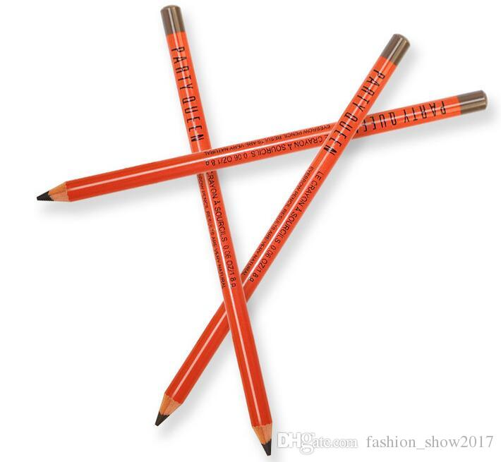 3 couleurs parti reine longue durée optimiseur de sourcils stylo ligne imperméable à l'eau des yeux crayon beauté maquillage cosmétiques crayons à sourcils