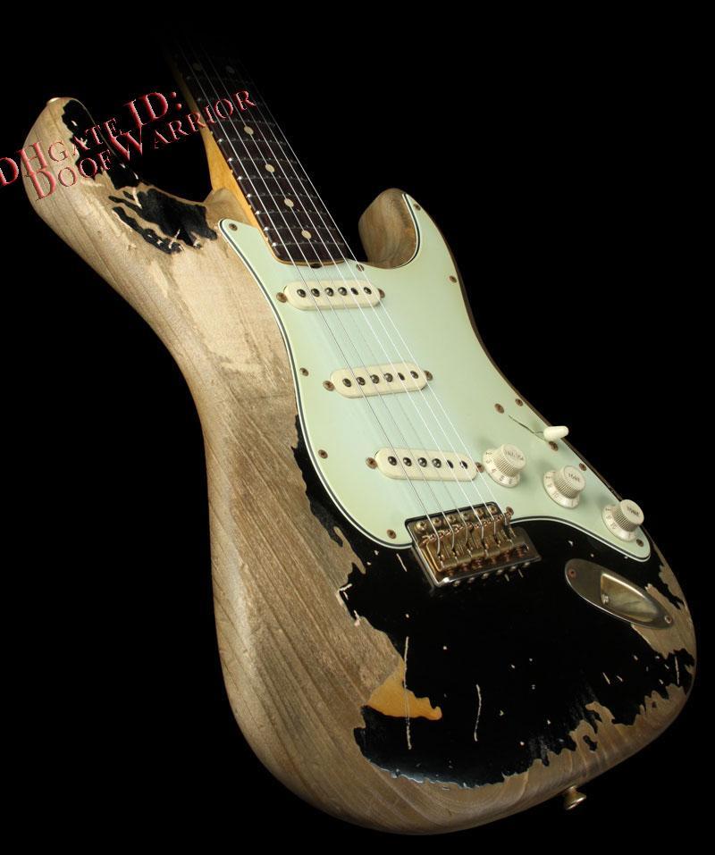 10s custom shop masterbuilt john mayer black1 tribute electric guitar electric guitar deals. Black Bedroom Furniture Sets. Home Design Ideas