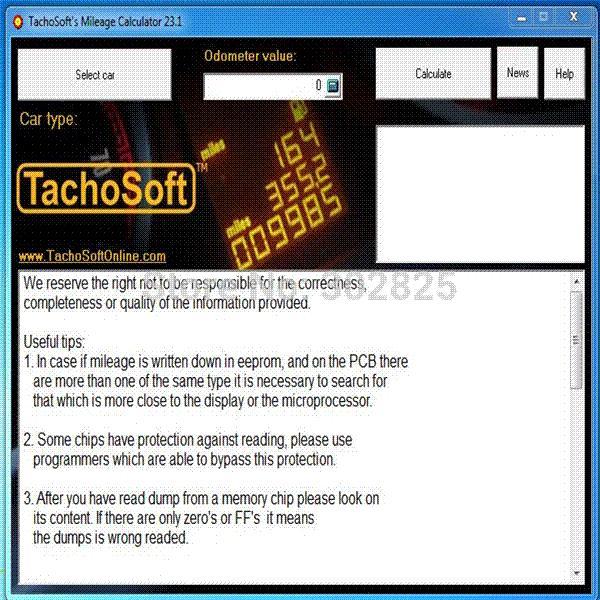 tachosoft 23 1 newest tachosoft mileage calculator 23 1 v23 1 for