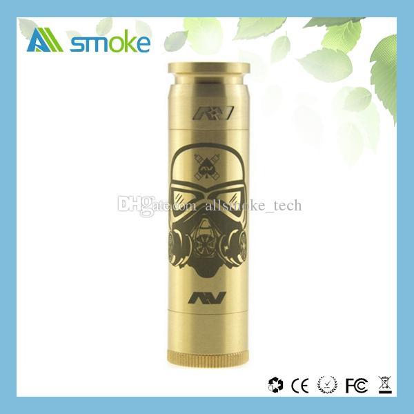 copper av able v2 av lyfemod 18650 battery mod electronic cigarette