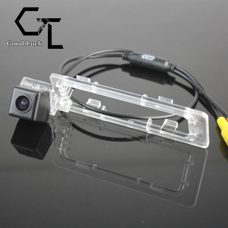 For Subaru XV 2014 2015 Lighting hole Wireless Car Parking Camera CCD HD Night Vision Rear View Camera