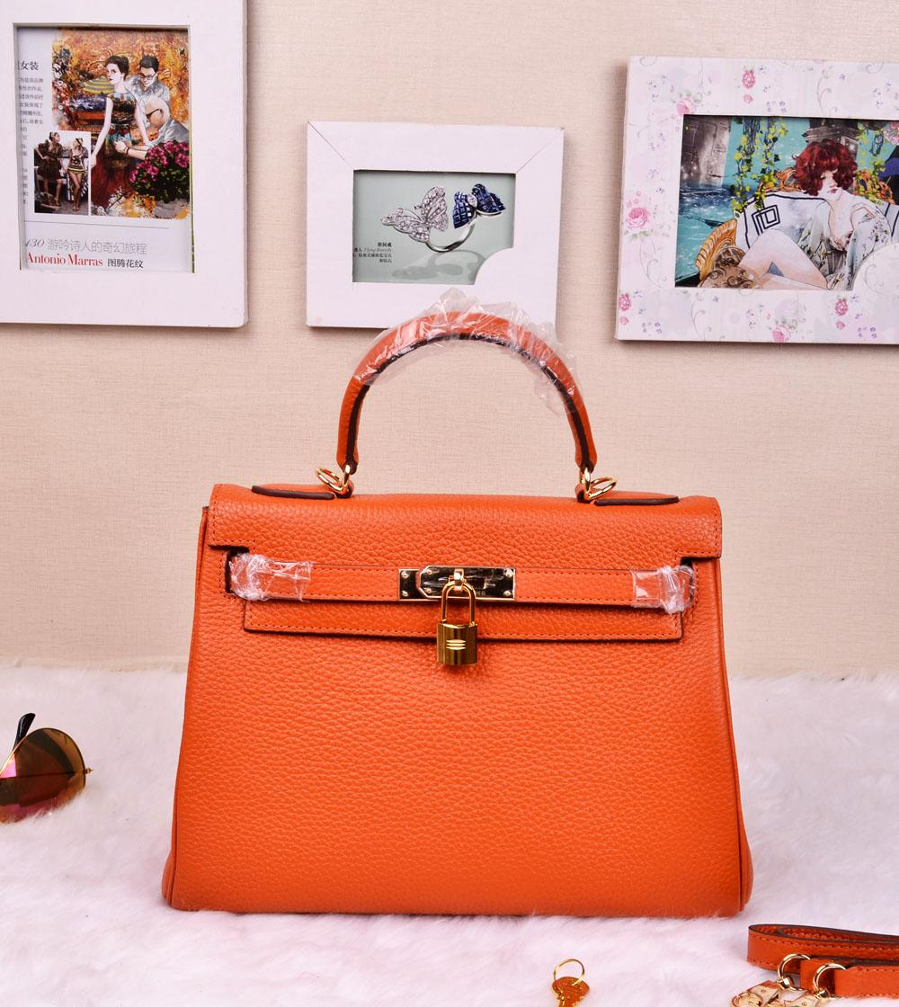 2016 Real Leather Designer Women Handbags All Cow Leather Bags ...