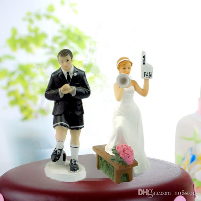 2018 Sport Style Im Your Fans Honey Funny Bride Groom Wedding