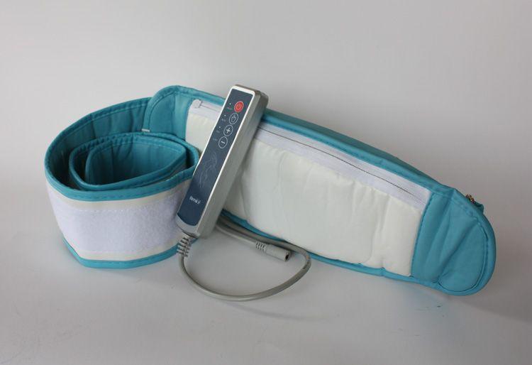 Le plus nouveau produit amincissant les vibrations pour perdre du poids et brûler le brûleur de graisse de la ceinture a enlevé la forme de la courbe d'enveloppe de corps anti-cellulite
