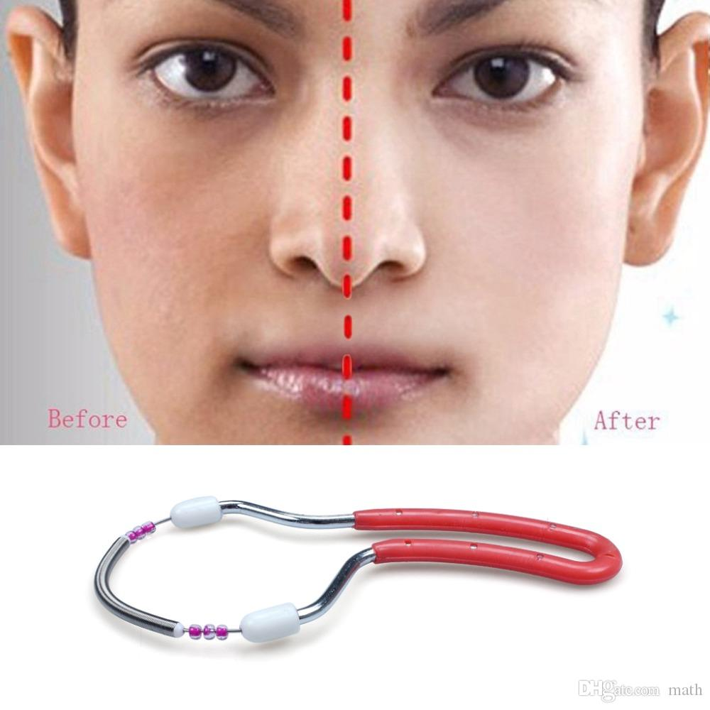 New Arrive Handheld Facial Hair Remover Removal Threading Beauty Epilator Tool