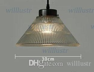 filament bulb suspension lamp dinning room vintage glass pendant lamp simple pendant light Northern Europe industry lamp