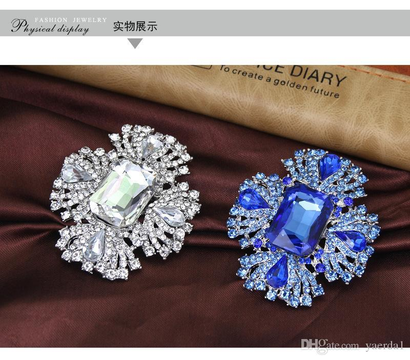Discount Selling High End Luxury Crystal Sapphire