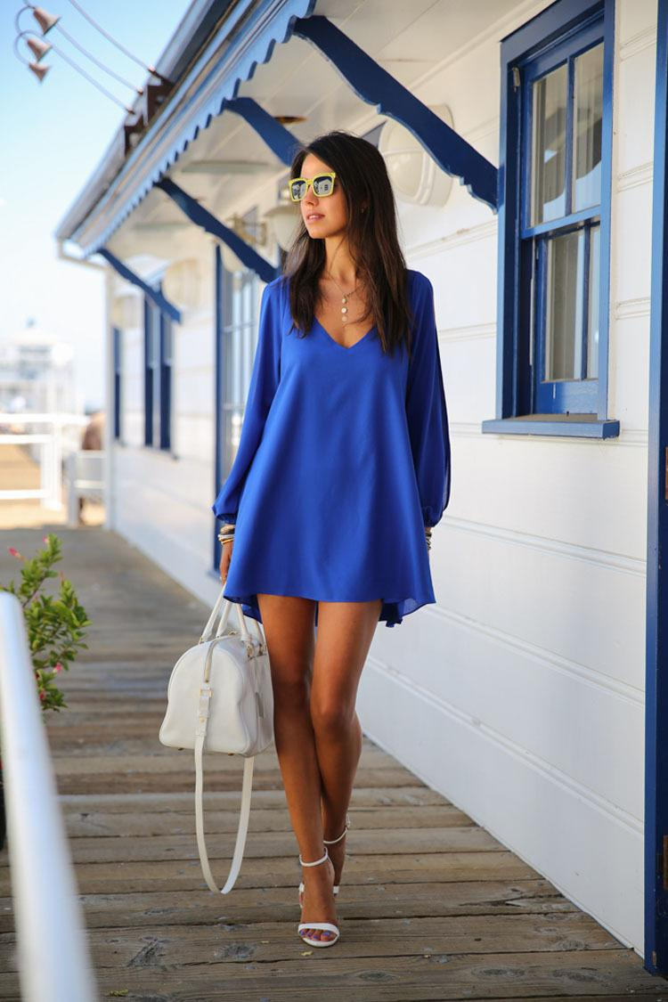 Sexy Summer Style Casual Sleeveless Party Evening Cocktail Short Mini Dress  Womens Clothing A Line Chiffon Loose Dresses Free DHL Gold Summer Dresses  Junior ... b732eb1e7