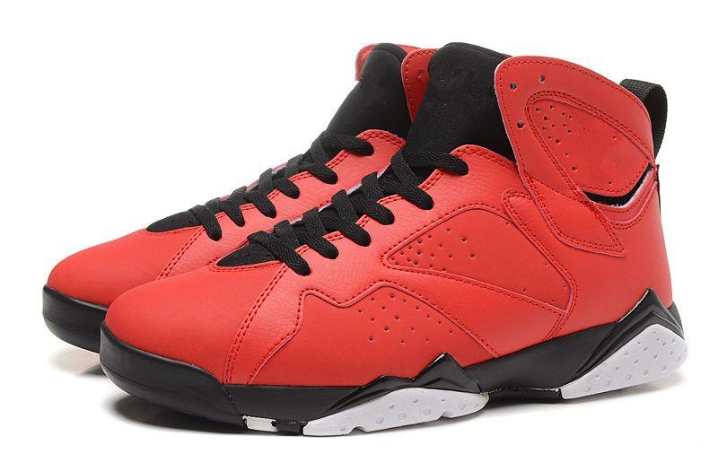 online retailer 35d8a 15984 air jordan 6 oreo wholesale  top quality wholesale retro 7 toro red oreo  cigera black white french blue 7s vii men