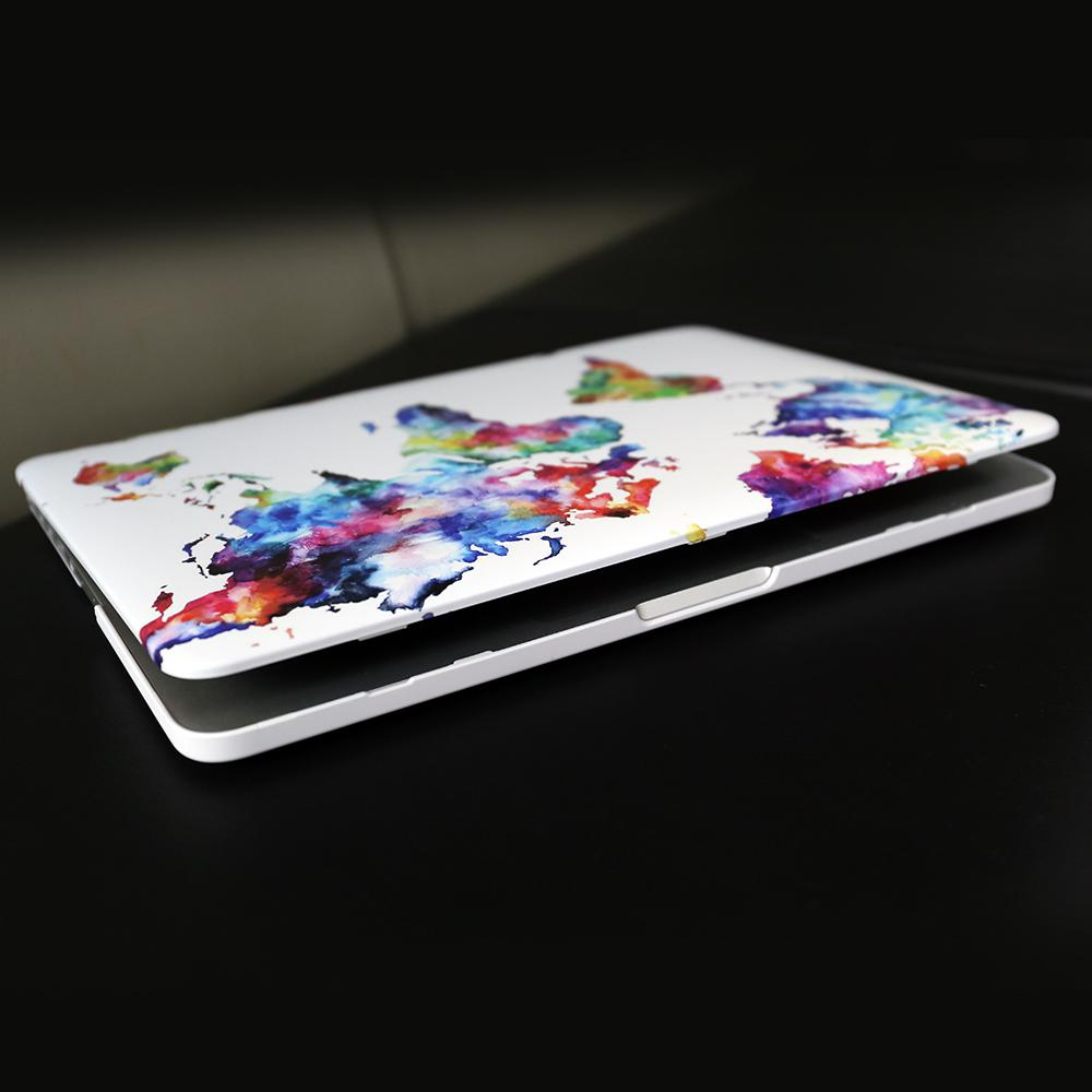 Hot Sale Colorful Sky Case For Apple Macbook Air 13 Case Air 11 Pro 13 Retina 12 13 15 Laptop Bag perfect Print Pattern