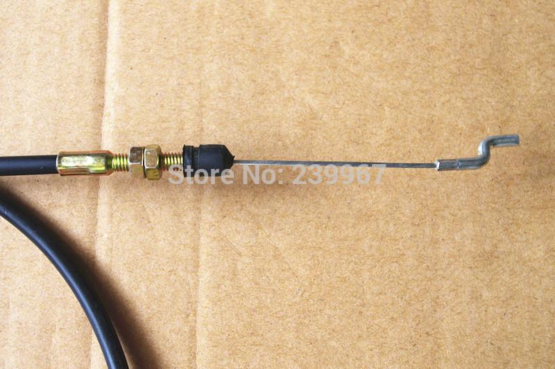 Трос акселератора для двигателя Honda GXV160 без почтового дросселя, трос газон