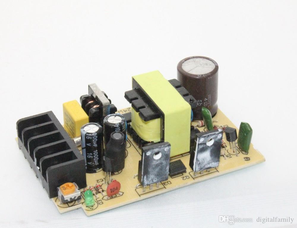 de Alta Qualidade 12 V 2A DC 24 W Universal Regulado Comutação de Alimentação 12 V LED Driver para 3528 LED Strip Universal Regulado