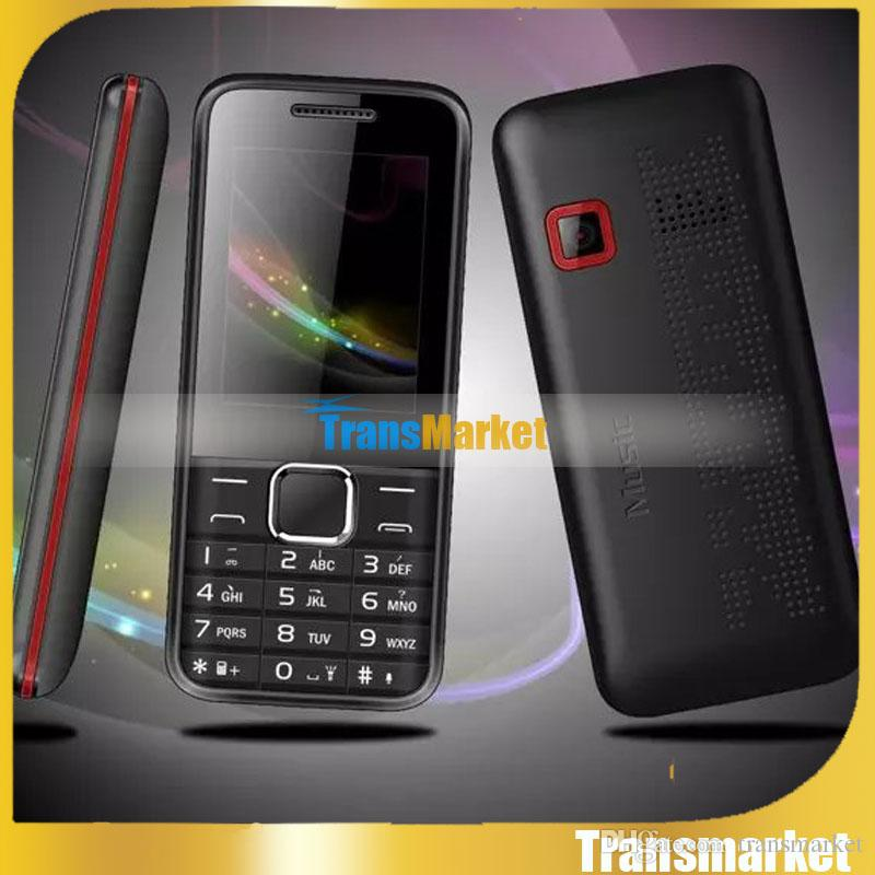 "Unlocked GSM Cheap phone original chenovo BD101 single core 2.4"" TFT Dual SIM russian spanish Portuguese Mobile Phone Basic Cheap Free DHL"