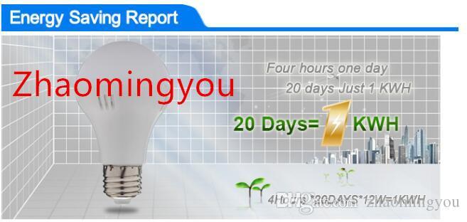 10 개 새로운 도착 E27 LED 전구 220 볼트 3 와트 5 와트 7 와트 9 와트 12 와트 LED 램프 SMD5730 슈퍼 밝은 Bombillas LED 빛 따뜻한 화이트 / 콜드 화이트 D3-D12