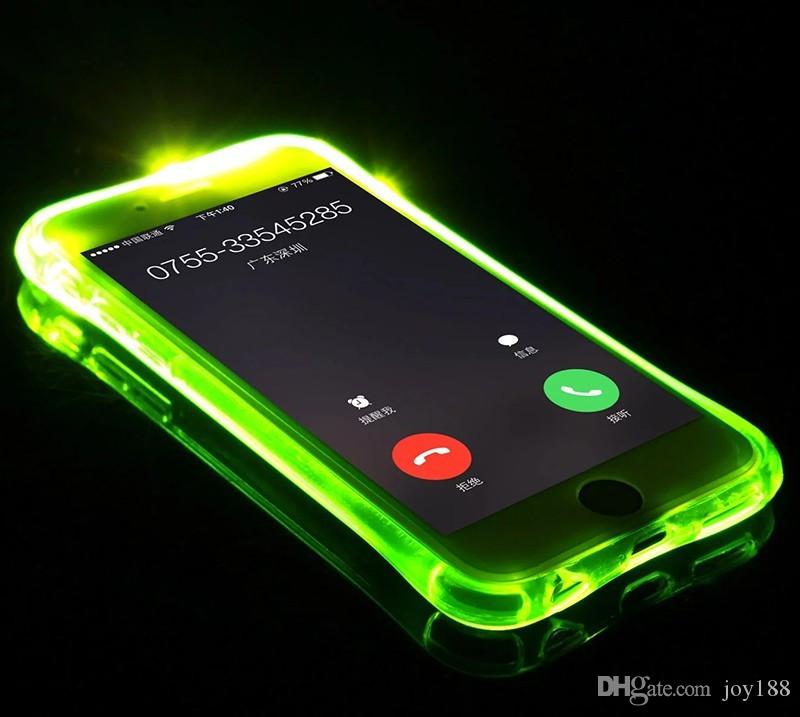 Iphone Se Led Case