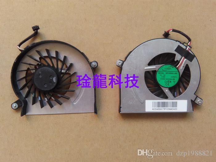laptop cpu cooling fan FOR HP Probook 5220m fan KSB0505HB-9L73 AB7405HX-JEB