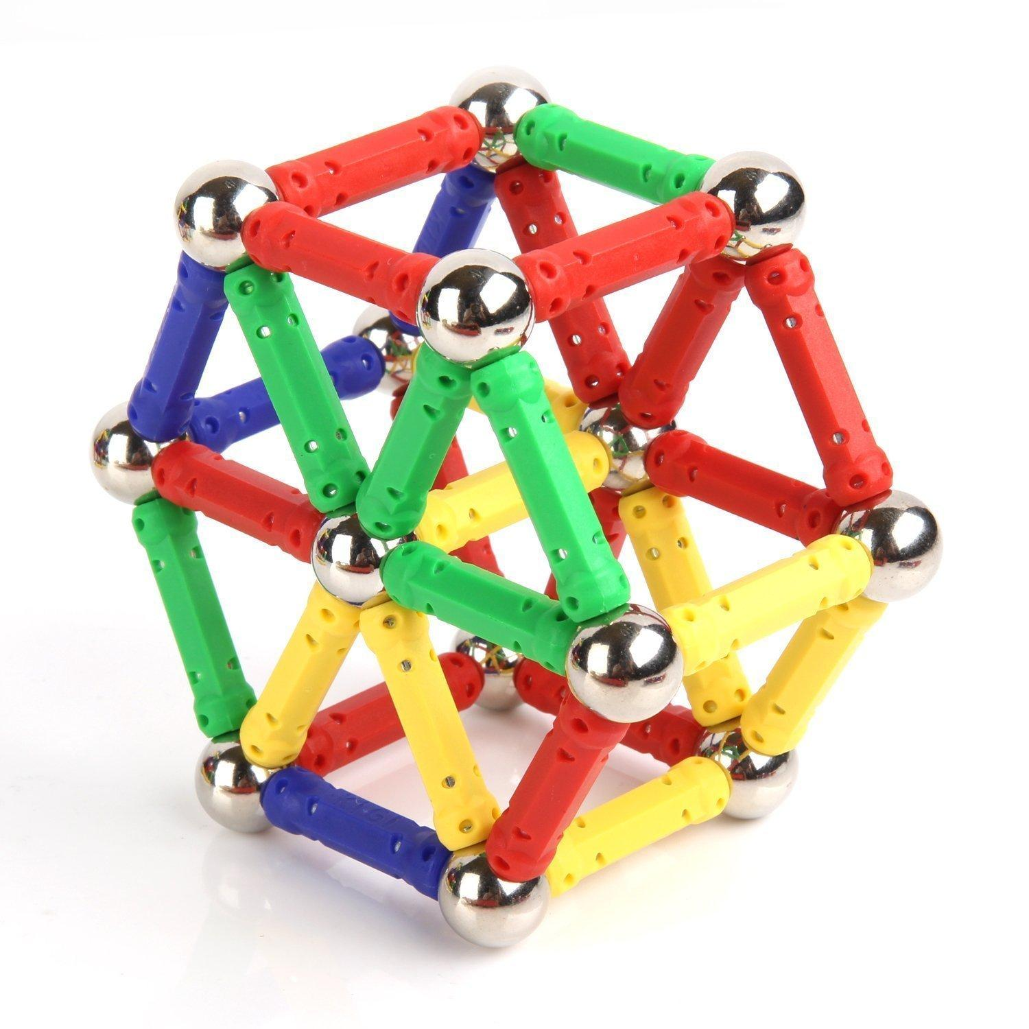Magnetic Building Toys : Magnetic toys magnets building educational sets