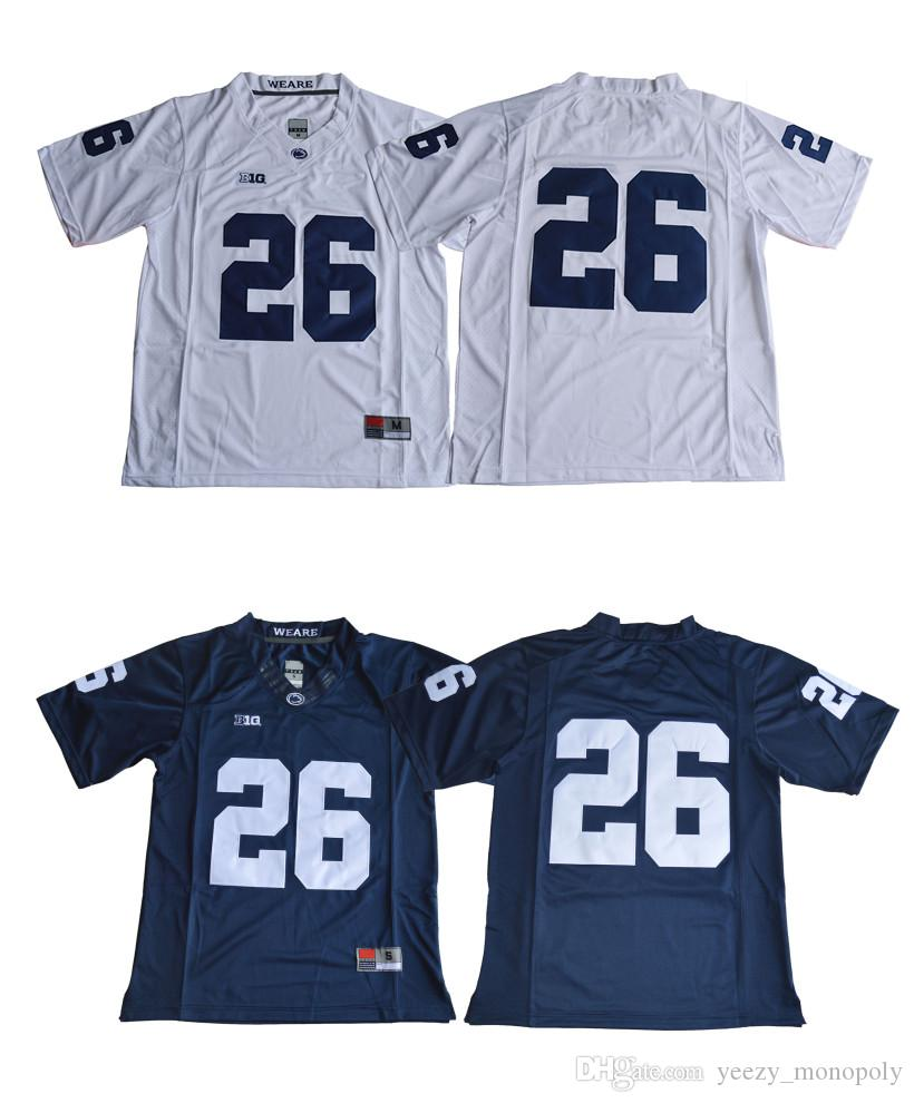 d78fb99a737 white penn state football Nike player jersey