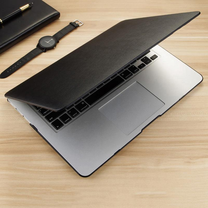 huge selection of bb986 d4998 Carry360 PU Leather Case for Apple Macbook Pro 13 Case Air 13 11 Pro Retina  12 13.3 15 Laptop Bag Cover for Mac Book Air 13