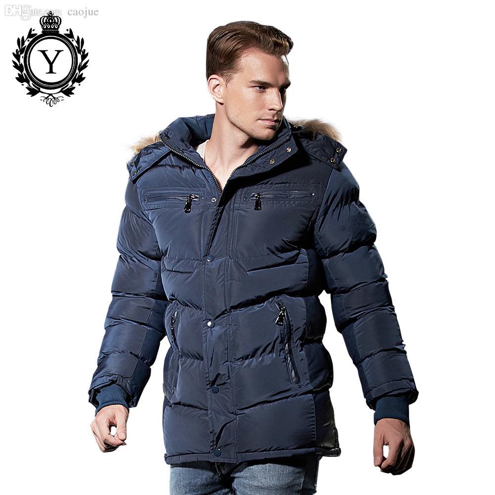 Mens stylish winter jackets photo
