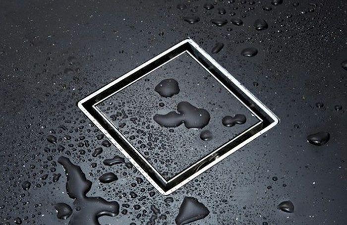 고체 스테인레스 스틸 욕실 바닥 드레인 선형 샤워 배수구 배수구 배수구 브러시 드레인 욕실 DR007 용 욕실 배수구